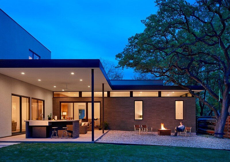 Dexter Residence / Stuart Sampley Architect