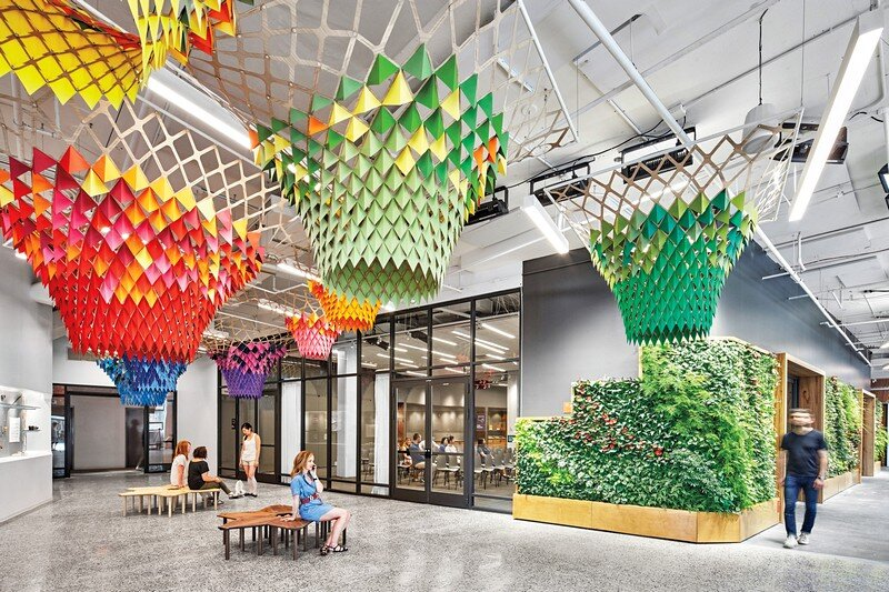 Etsy Offices In New York City / Gensler