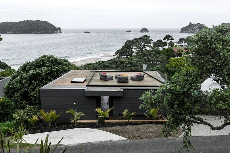 Hahei Beach House / Evelyn McNamara Architecture