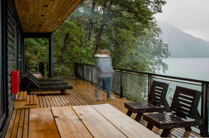 This Patagonian Retreat Has Idyllic Views of Lake Todos los Santos
