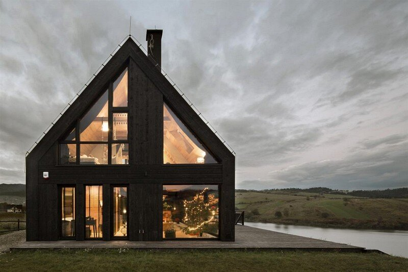 Pieniny House – Small Cottage by HOLA Project Group