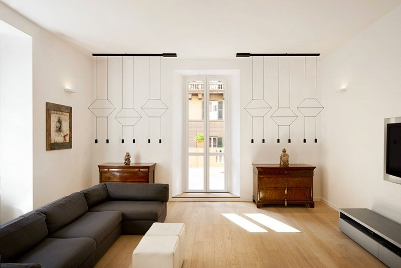 Roman Apartment / Carola Vannini Architecture