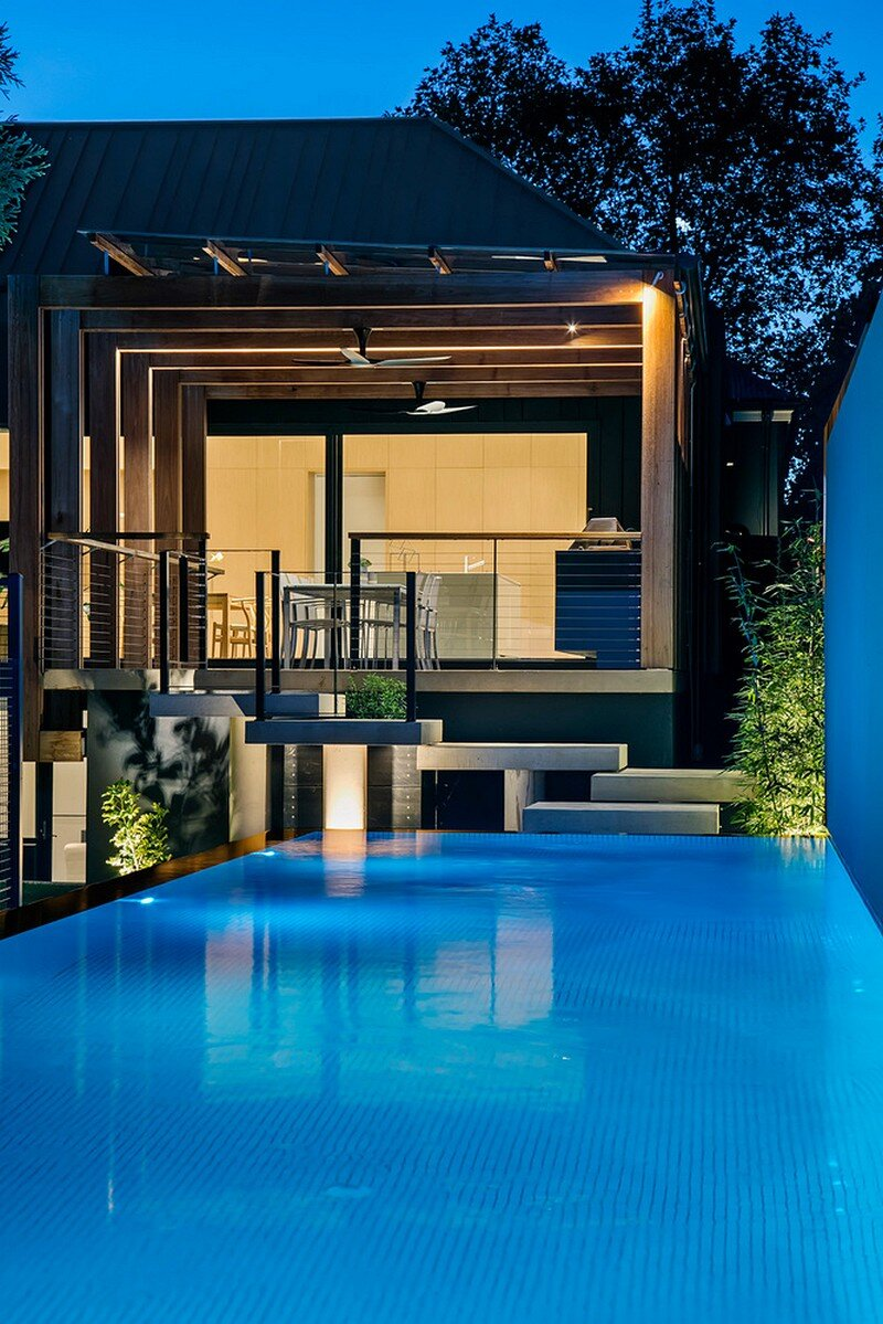 pool, Glasshouse Project