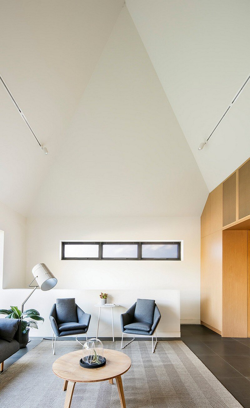 living room, Glasshouse Project