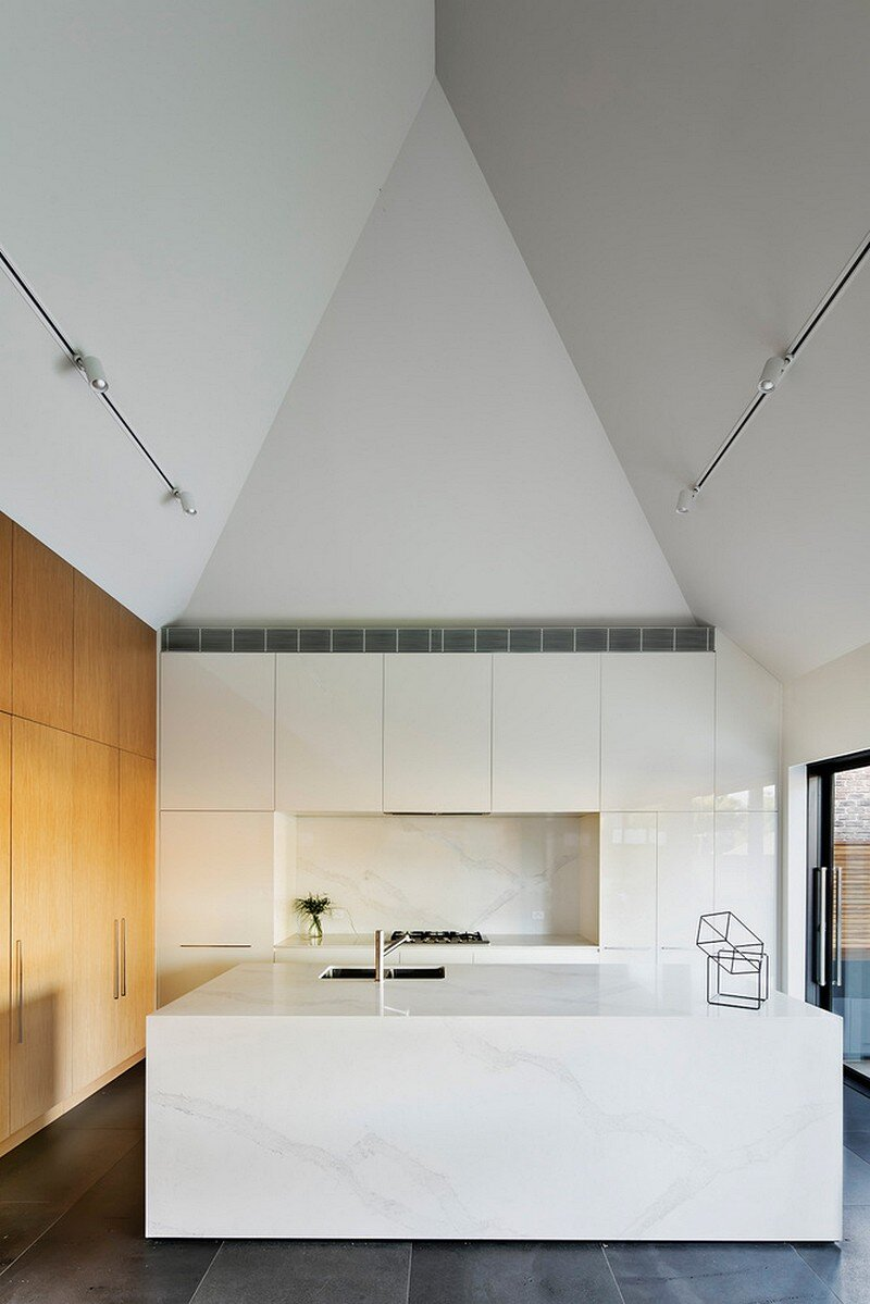 kitchen, Glasshouse Project