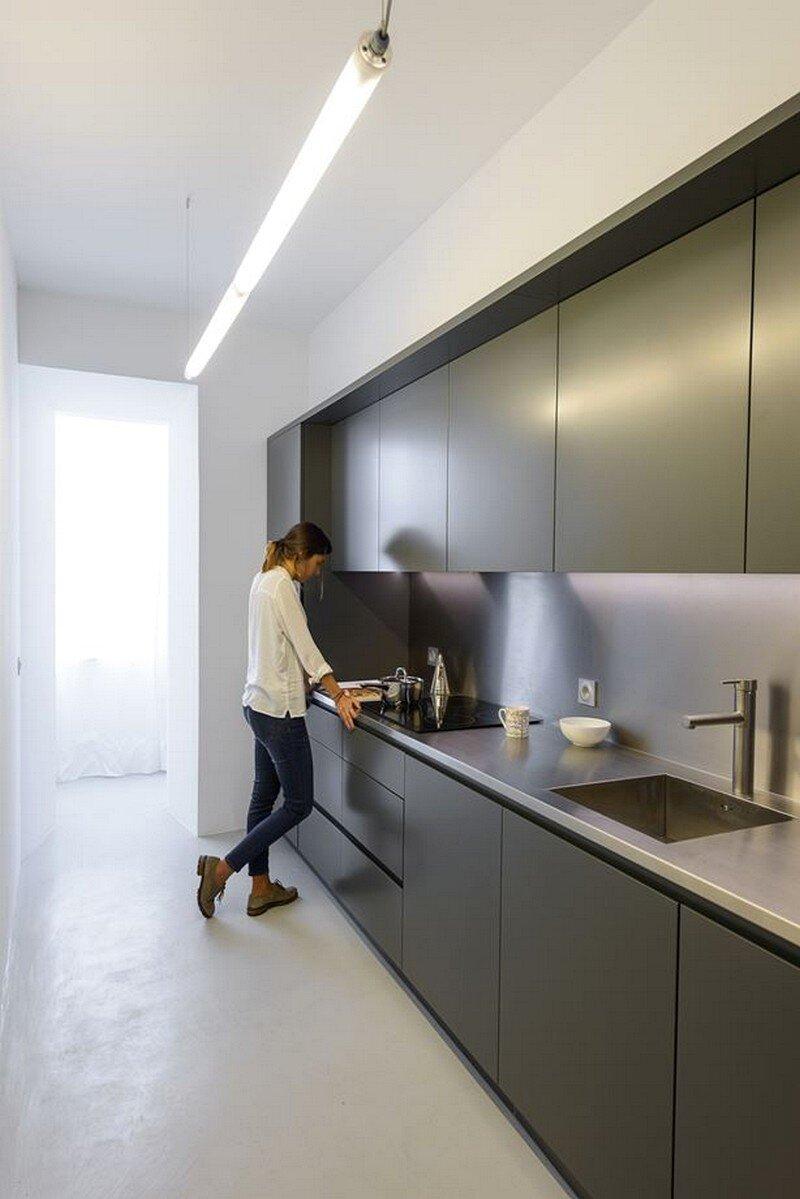 kitchen, Arriba