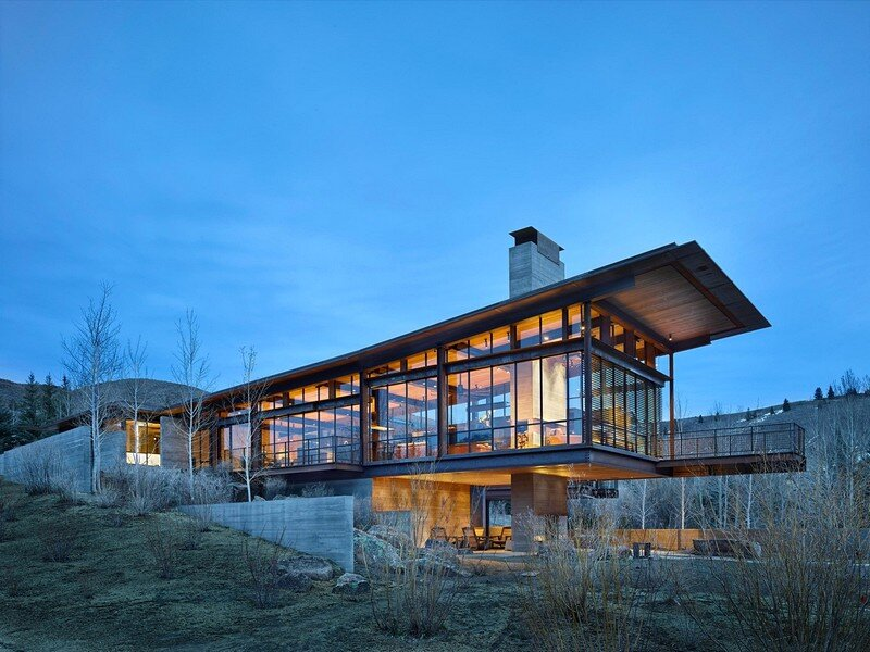 Bigwood House / Olson Kundig