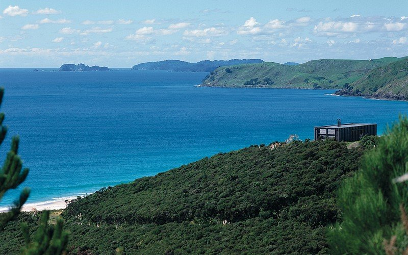 Coromandel Bach Crosson Clarke Carnachan Architects