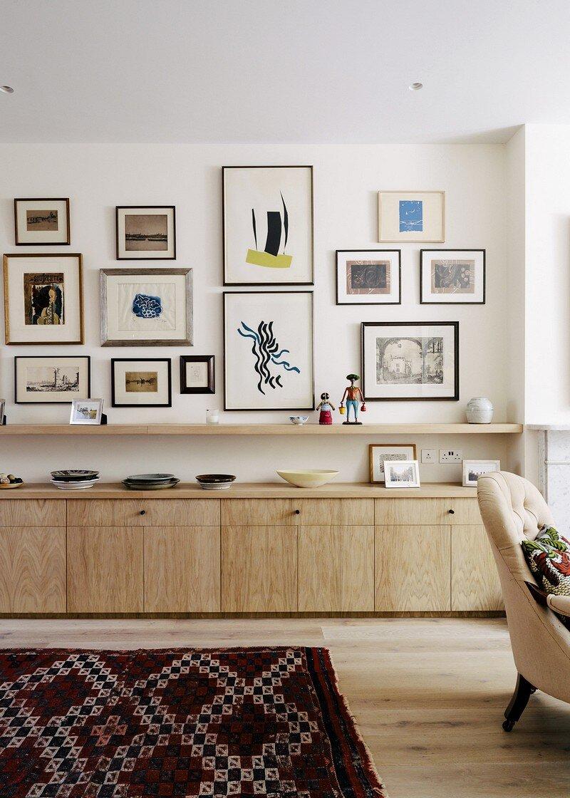 home decor, Neil Dusheiko Architects