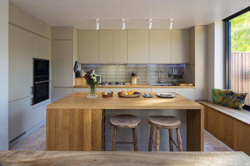 kitchen, Neil Dusheiko Architects