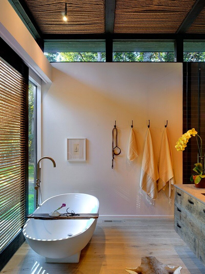 bathroom, Bates Masi Architects