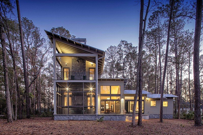 Retirement Retreat by Frederick + Frederick Architects