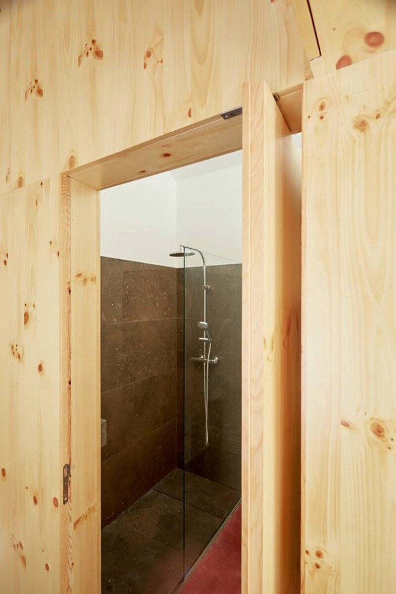 shower, Bruno Dias Arquitectura