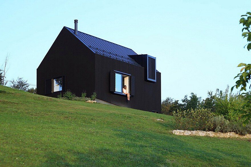 Croatian Country House / Architect Tomislav Soldo