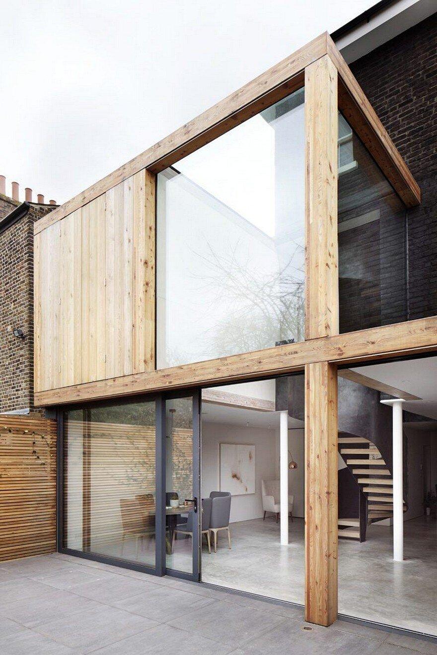 De Beauvoir House Cousins & Cousins Architects