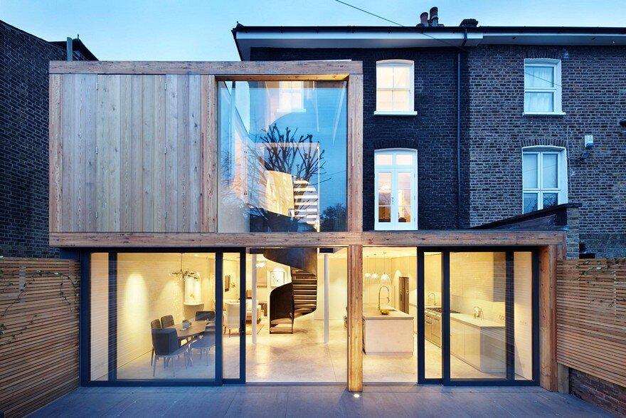 De Beauvoir House Cousins & Cousins Architects 9