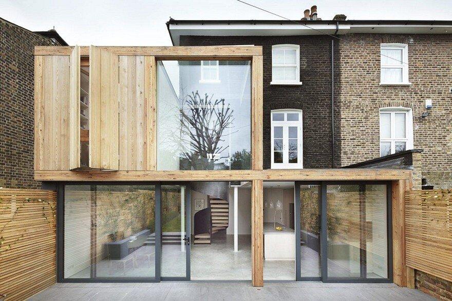 De Beauvoir House Cousins & Cousins Architects 1