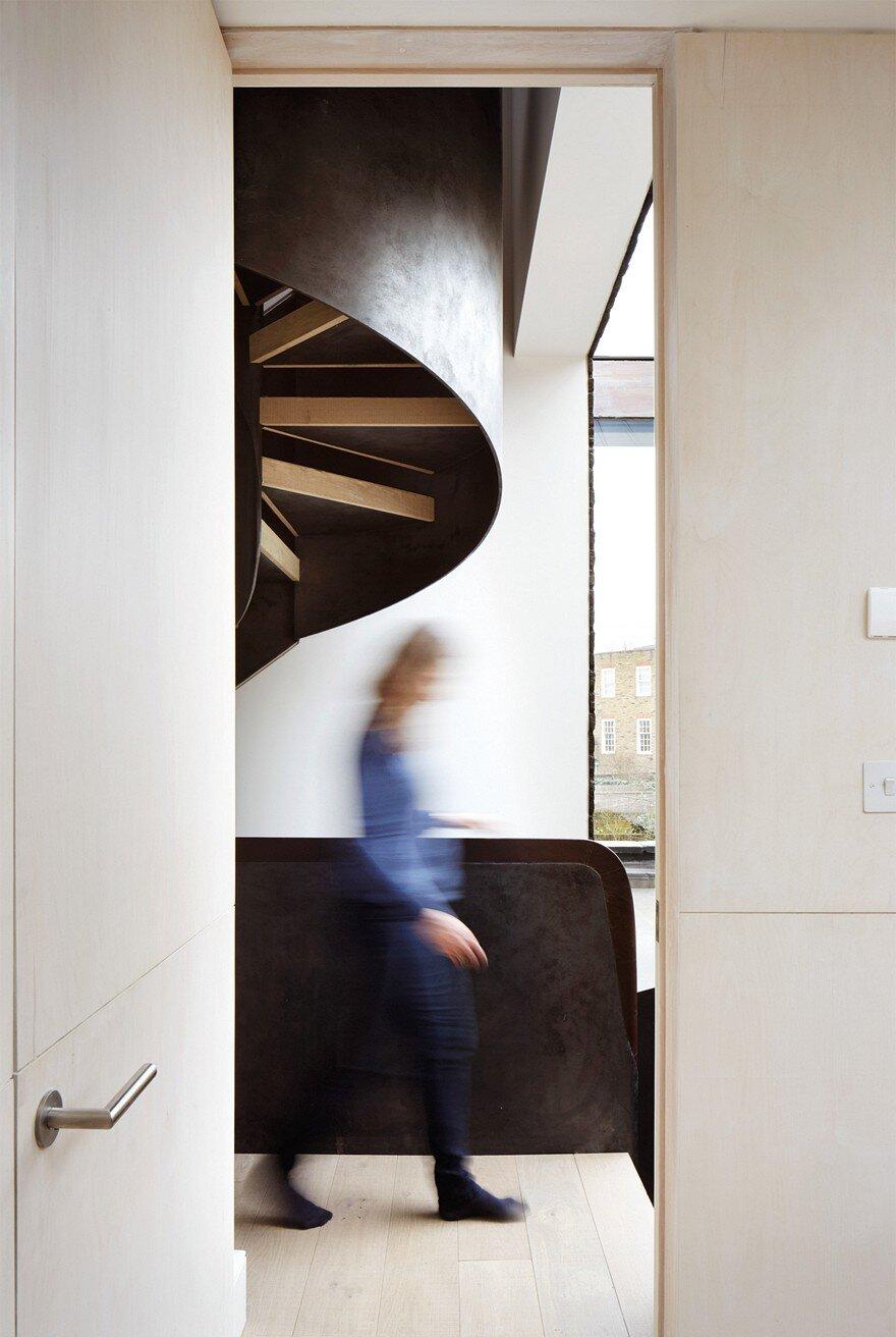De Beauvoir House Cousins & Cousins Architects 5