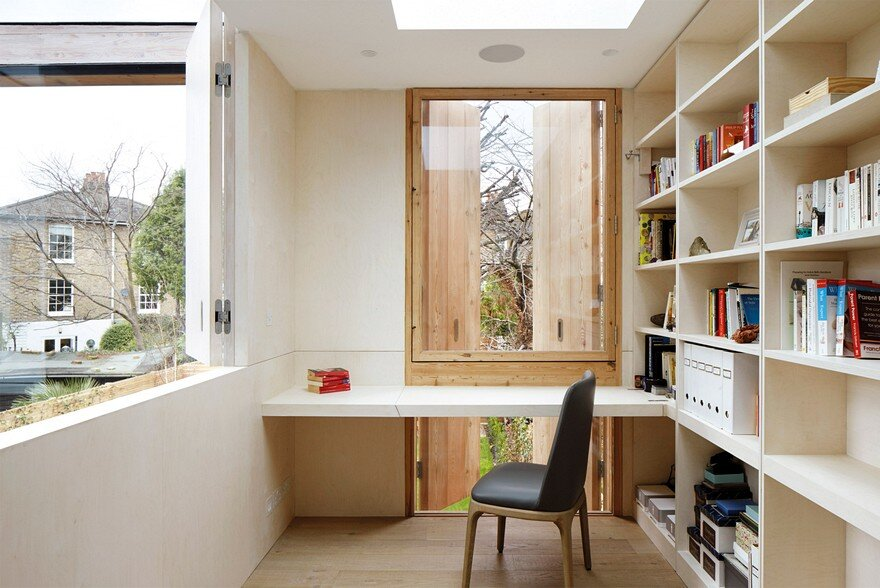 home office, Cousins & Cousins Architects 6