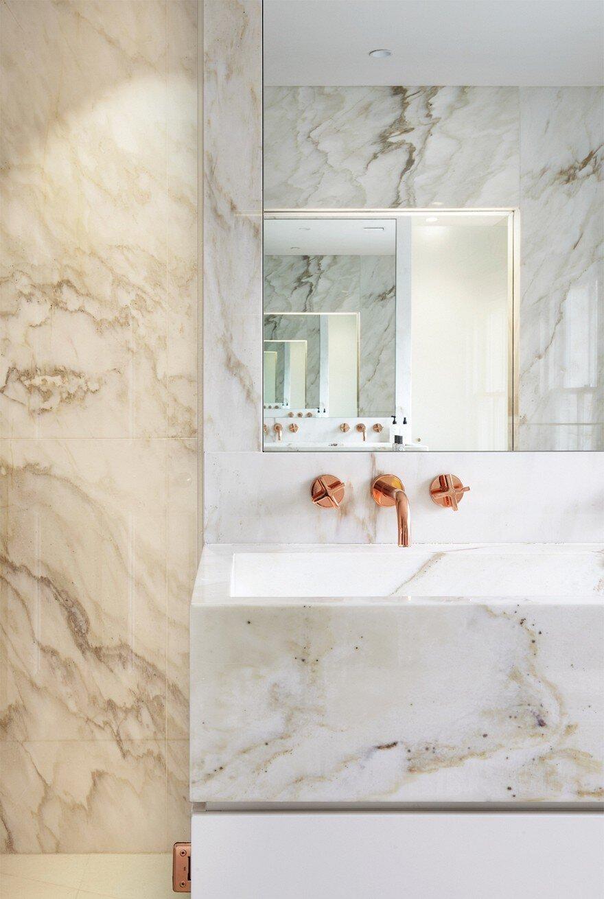 bathroom, Cousins & Cousins Architects 7