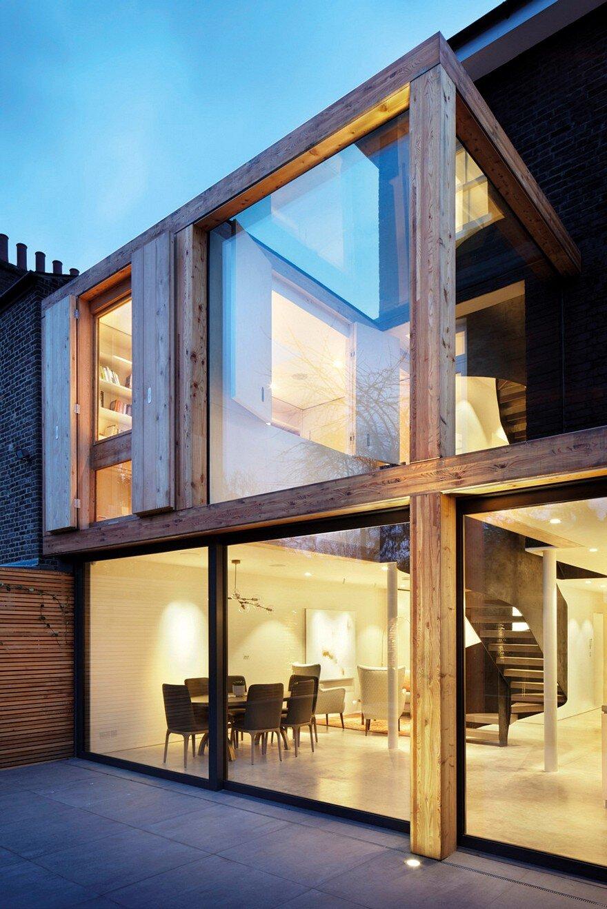 De Beauvoir House Cousins & Cousins Architects 8