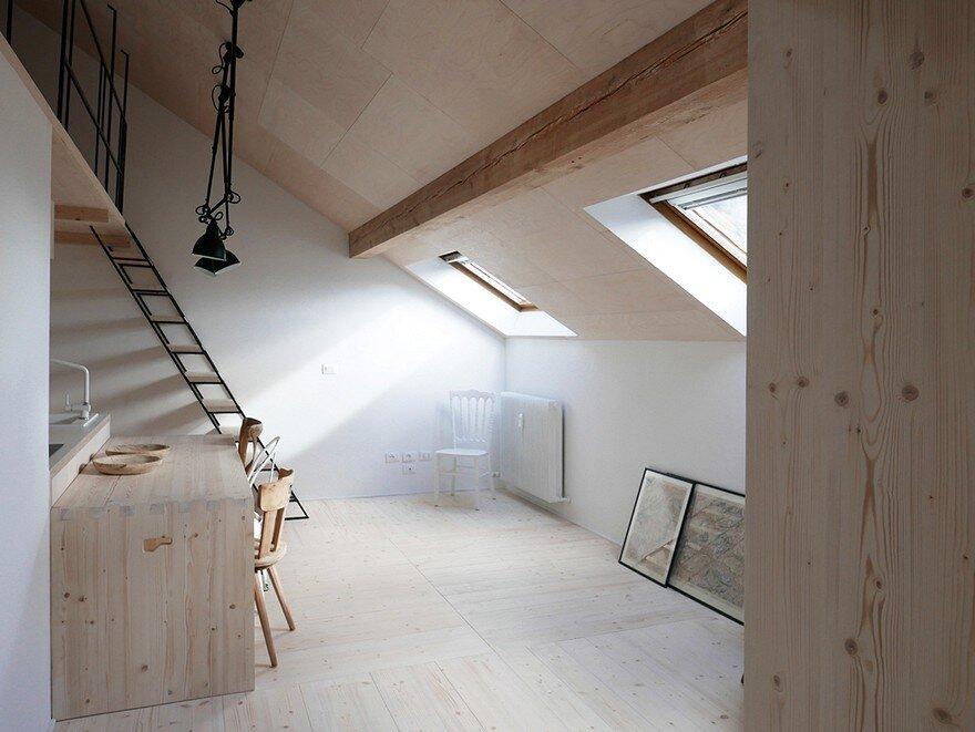 FWH Vipiteno House / Jab Studio