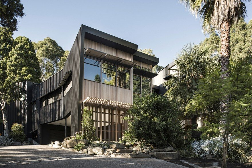 Ivanhoe House by Techne