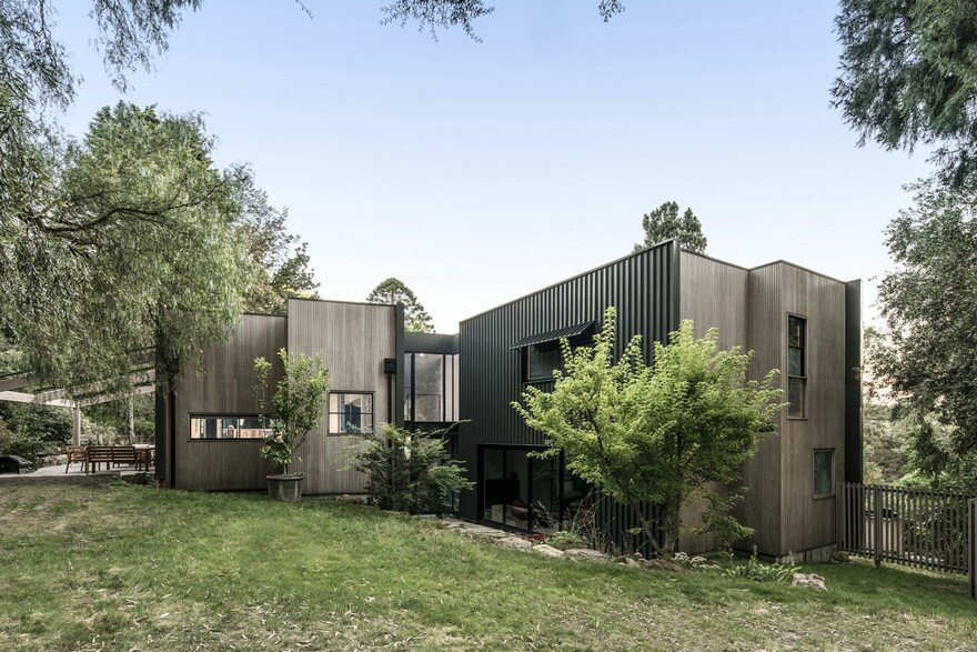Ivanhoe House by Techne 13
