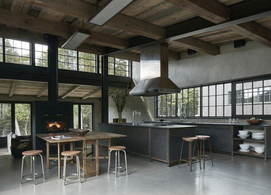 MG2 House - Alain Carle Architecte 1