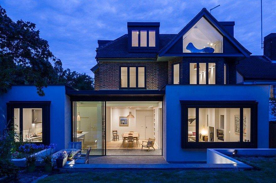 Muswell Hill House Jones Associates Architects