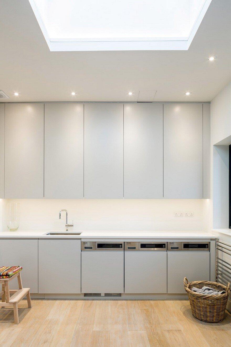 Muswell Hill House Jones Associates Architects 11