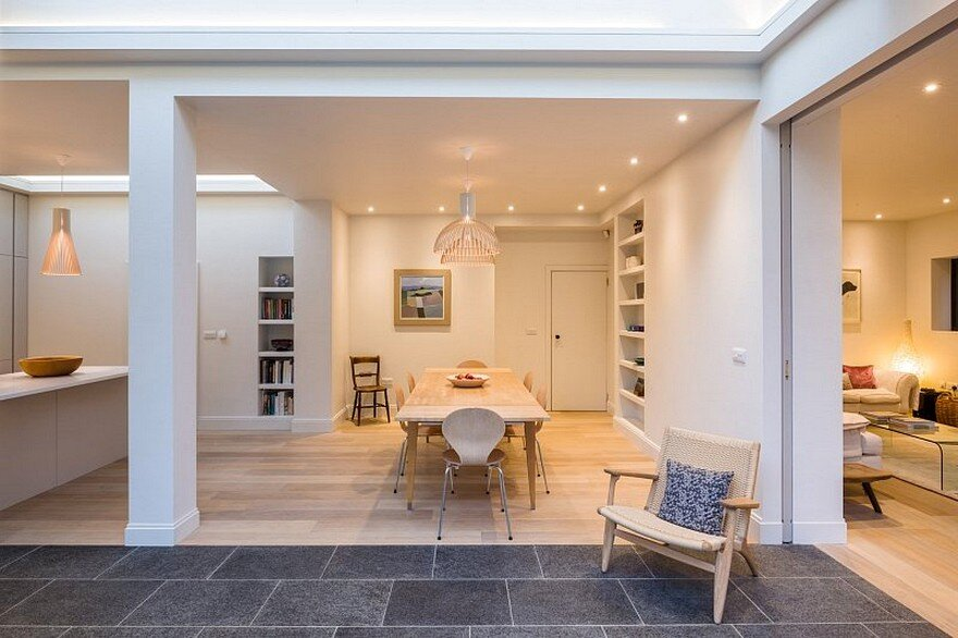 Muswell Hill House Jones Associates Architects 2