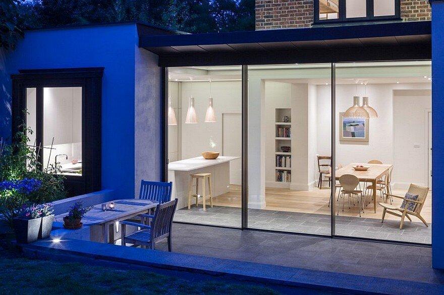 Muswell Hill House Jones Associates Architects 14