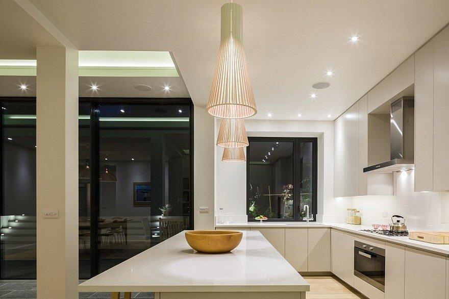 kitchen, Associates Architects 8