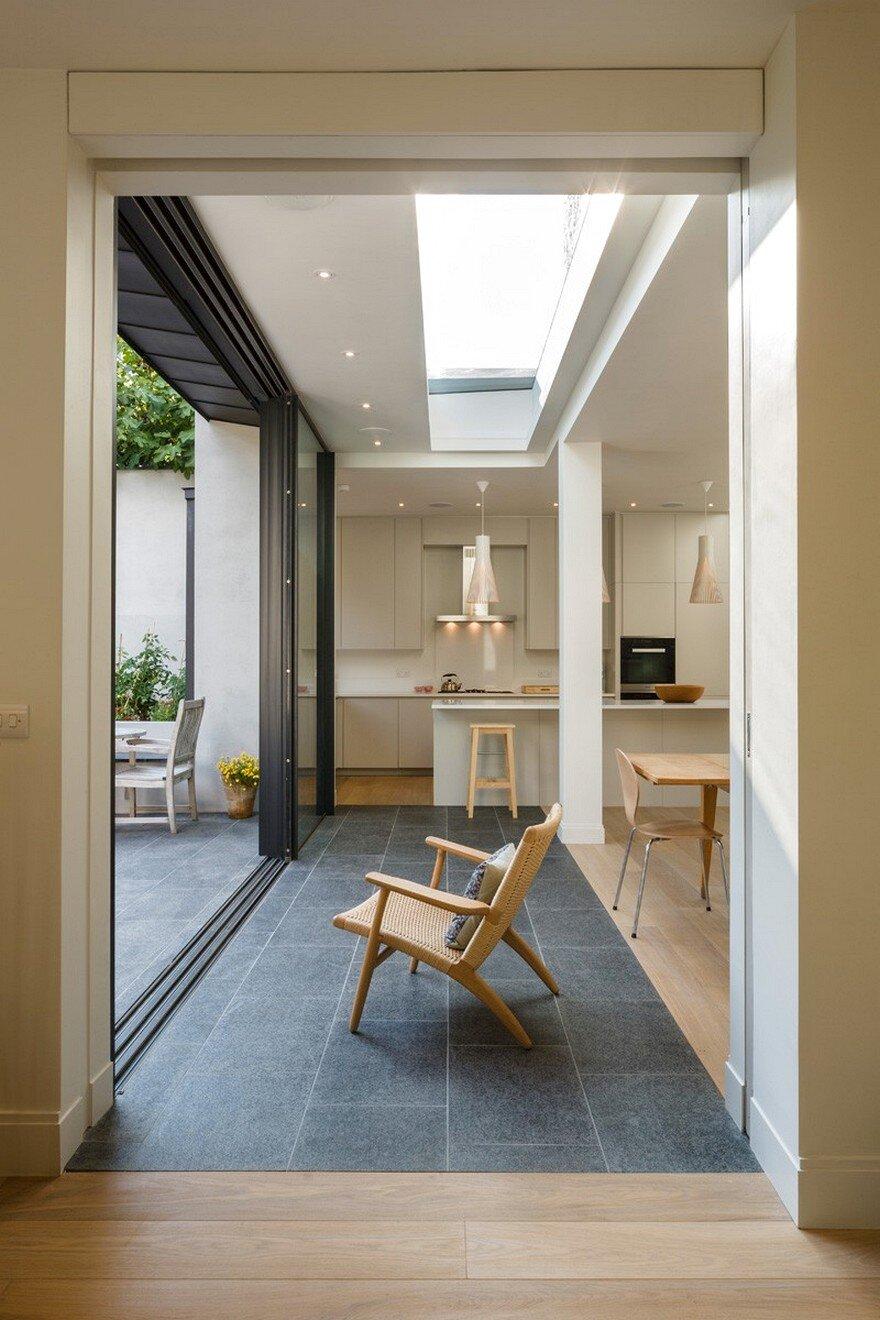 Muswell Hill House Jones Associates Architects 1