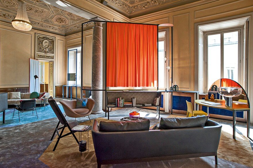 Soft Home in Milan