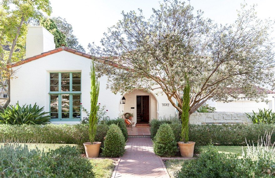 Spanish Home in Land Park, Sacramento