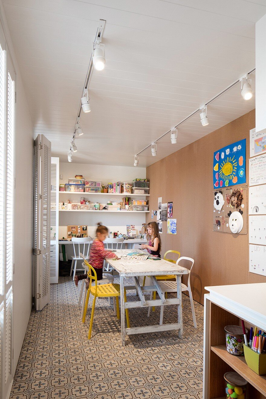 kids room - Alain Carle Architecte 5