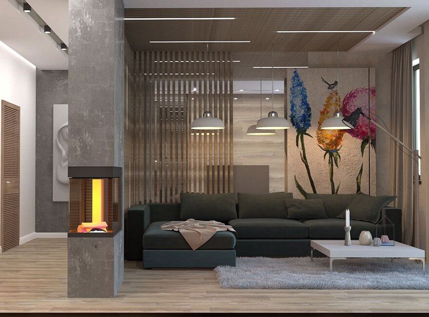 Volgograd Apartment Design Studio Fresco