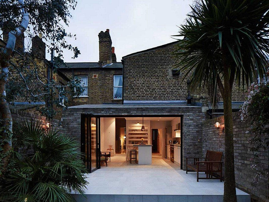 Brent House Road / Nissen Richards Studio