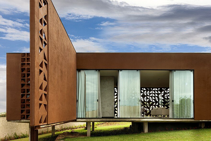 Casa Clara in Brasilia by 11 Arquitetura Design 1