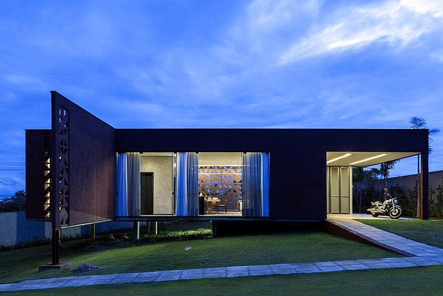 Casa Clara in Brasilia by 11 Arquitetura Design 18