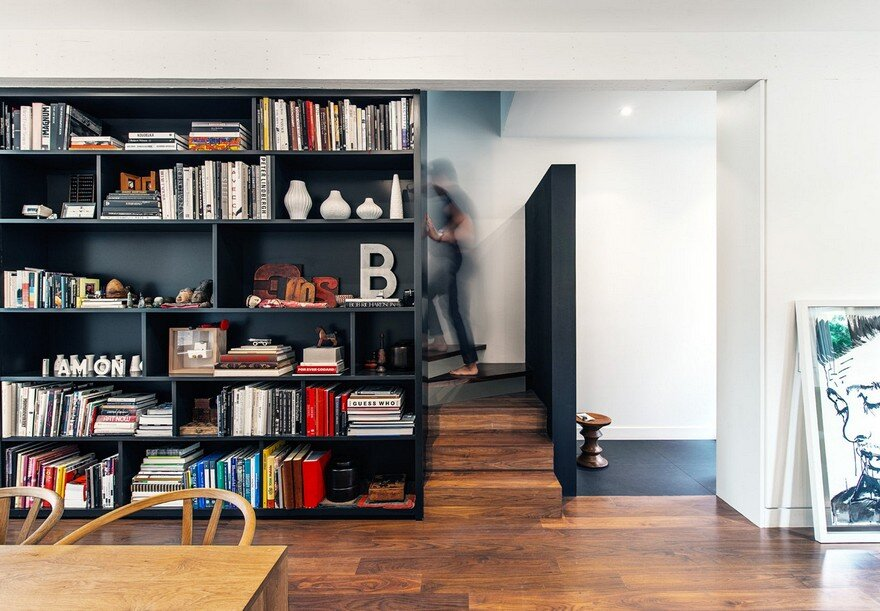 Contrast House / Dubbeldam Architecture + Design