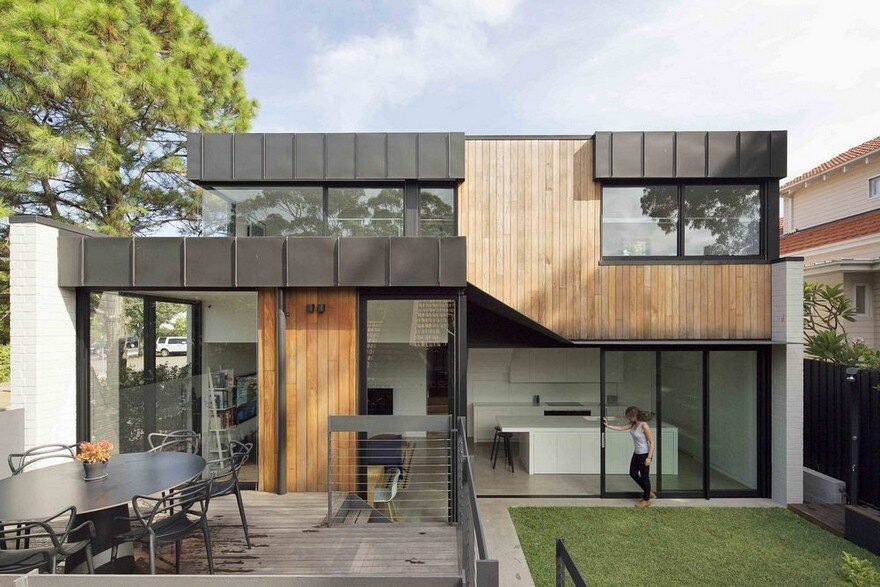 Gibson Bronte House / Nick Bell Architects