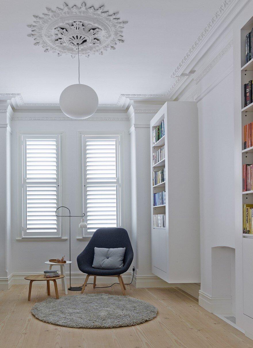 interior design, Nobbs Radford Architects
