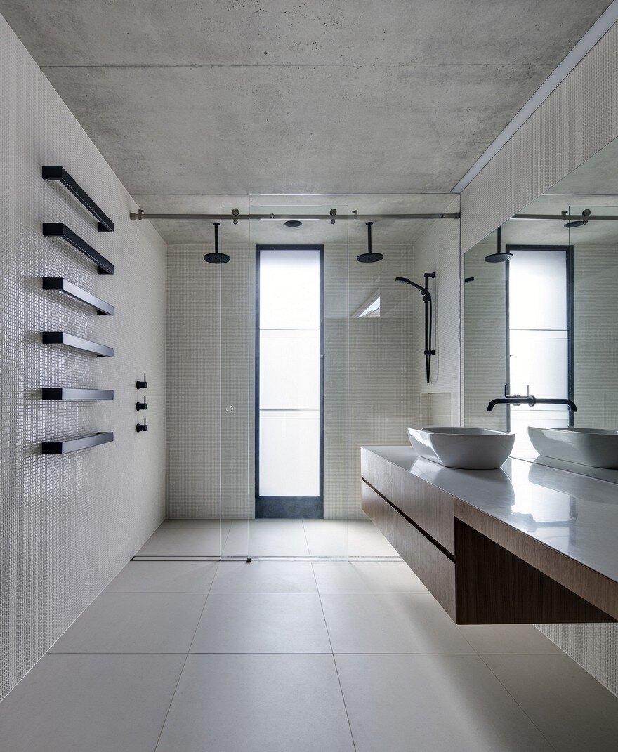 bathroom, Nobbs Radford Architects