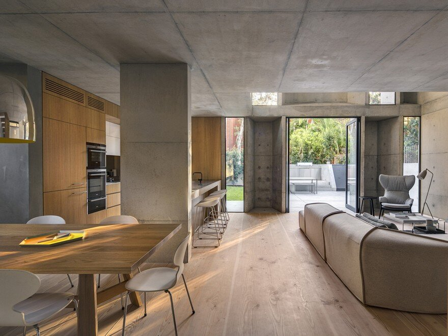 interiors, Nobbs Radford Architects