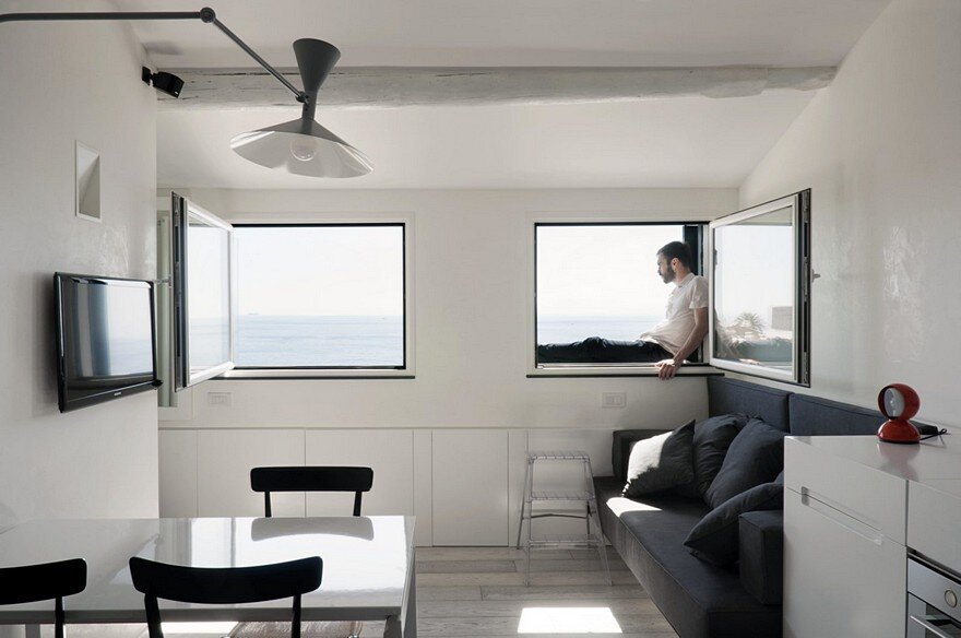 Harbour Attic / Gosplan
