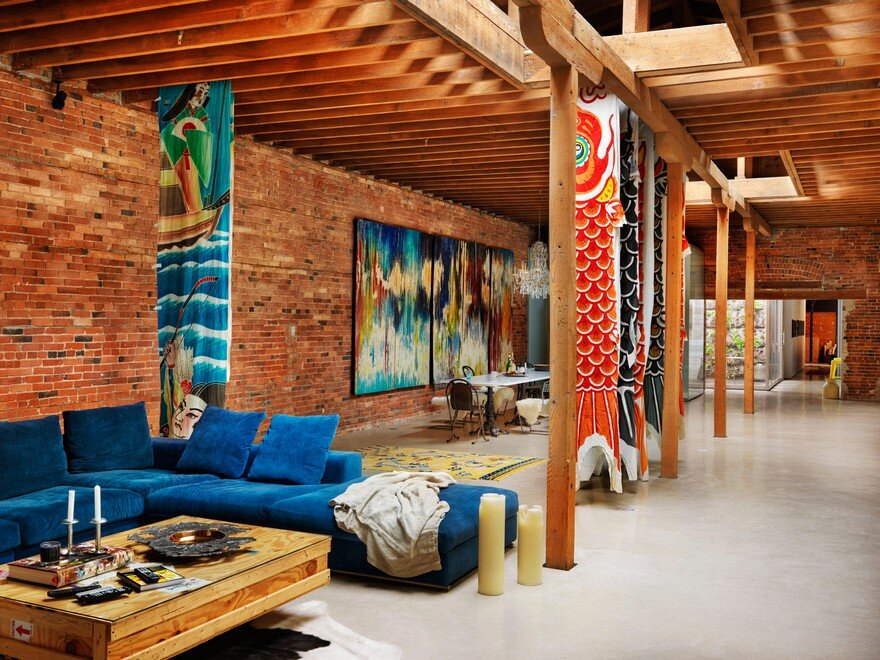 Industrial Chic Loft 1