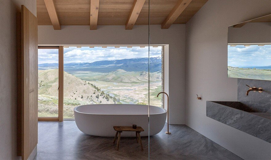 Jackson Hole house in Wyoming 10